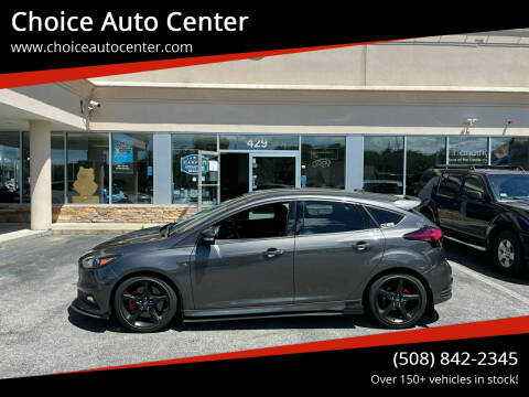 2016 Ford Focus for sale at Choice Auto Center in Shrewsbury MA