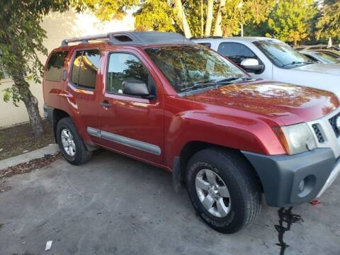2011 Nissan Xterra for sale at Bad Credit Call Fadi in Dallas TX