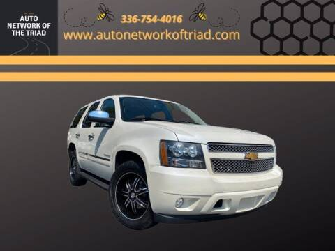 2014 Chevrolet Tahoe for sale at Auto Network of the Triad in Walkertown NC