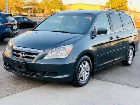 2005 Honda Odyssey for sale at United Star Motors in Sacramento CA