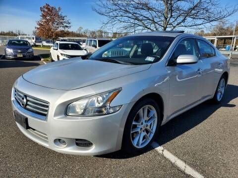 2012 Nissan Maxima for sale at Premium Auto Outlet Inc in Sewell NJ