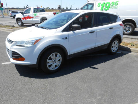 2013 Ford Escape for sale at Sutherlands Auto Center in Rohnert Park CA