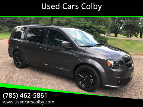 2019 Dodge Grand Caravan for sale at Used Cars Colby in Colby KS