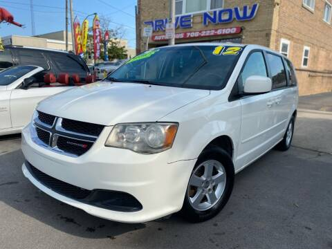 2012 Dodge Grand Caravan for sale at Drive Now Autohaus in Cicero IL