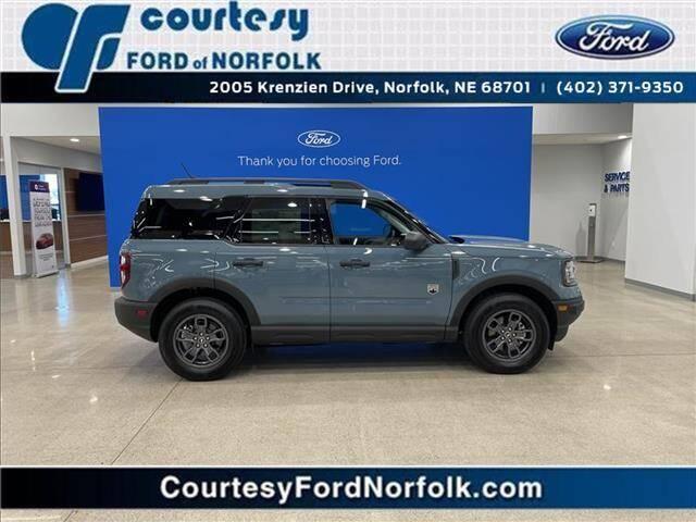 2021 Ford Bronco Sport for sale in Norfolk, NE