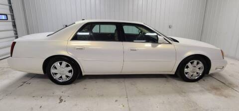 2004 Cadillac DeVille for sale at Ubetcha Auto in St. Paul NE