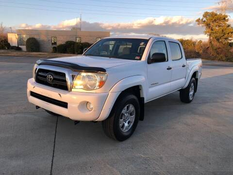 2005 Toyota Tacoma for sale at Triple A's Motors in Greensboro NC