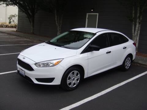 2017 Ford Focus for sale at Western Auto Brokers in Lynnwood WA