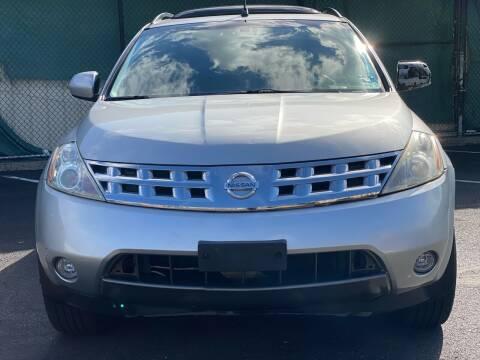 2004 Nissan Murano for sale at Illinois Auto Sales in Paterson NJ