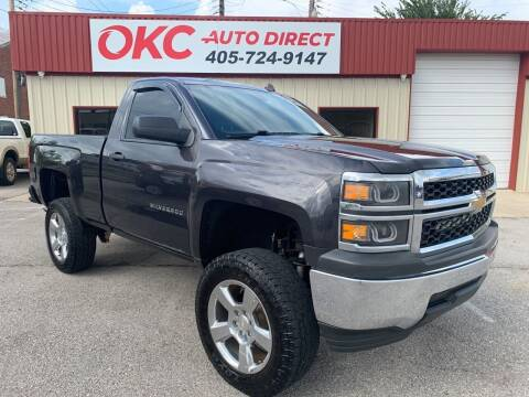 2014 Chevrolet Silverado 1500 for sale at OKC Auto Direct in Oklahoma City OK