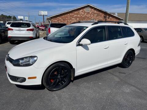 2012 Volkswagen Jetta for sale at Modern Automotive in Boiling Springs SC