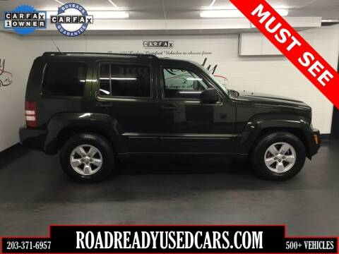 2011 Jeep Liberty for sale at Road Ready Used Cars in Ansonia CT