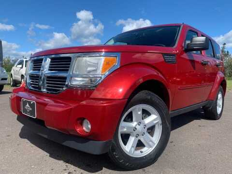 2007 Dodge Nitro for sale at LUXURY IMPORTS in Hermantown MN