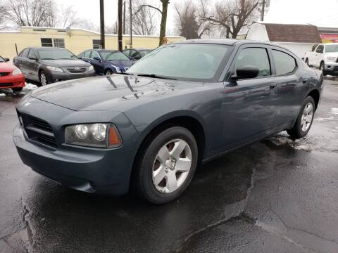 2008 Dodge Charger for sale at Nonstop Motors in Indianapolis IN