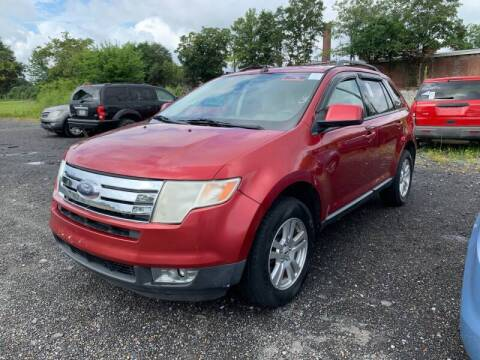 2008 Ford Edge for sale at Diana Rico LLC in Dalton GA