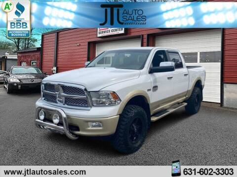 2012 RAM Ram Pickup 1500 for sale at JTL Auto Inc in Selden NY