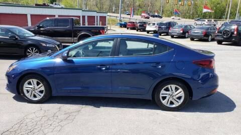 2019 Hyundai Elantra for sale at Green Tree Motors in Elizabethton TN
