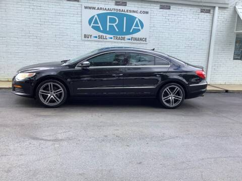 2011 Volkswagen CC for sale at ARIA AUTO SALES INC.COM in Raleigh NC