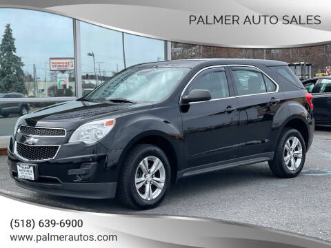 2014 Chevrolet Equinox for sale at Palmer Auto Sales in Menands NY