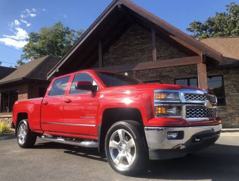 2015 Chevrolet Silverado 1500 for sale at Auto Solutions in Maryville TN