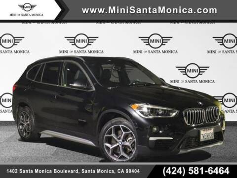 2017 BMW X1 for sale at MINI OF SANTA MONICA in Santa Monica CA