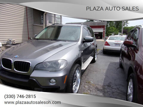 2008 BMW X5 for sale at Plaza Auto Sales in Poland OH