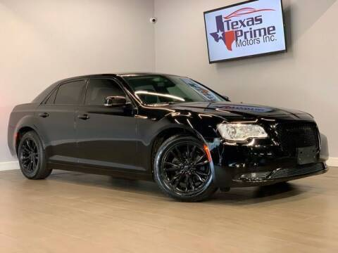 2017 Chrysler 300 for sale at Texas Prime Motors in Houston TX