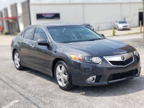 2011 Acura TSX for sale at Vision Motorsports in Tulsa OK