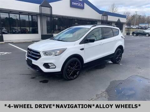 2018 Ford Escape for sale at Impex Auto Sales in Greensboro NC
