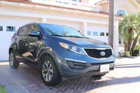 2014 Kia Sportage for sale at Newport Motor Cars llc in Costa Mesa CA