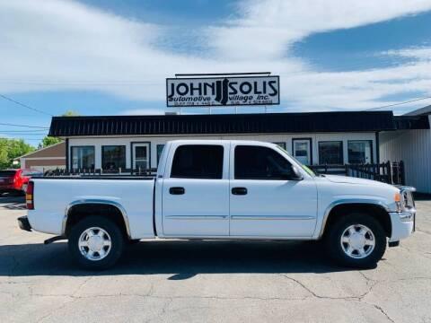 2006 GMC Sierra 1500 for sale at John Solis Automotive Village in Idaho Falls ID