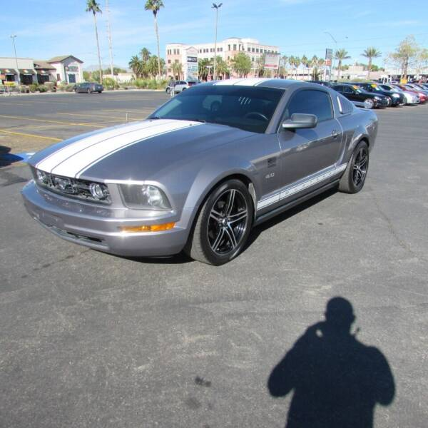 2006 Ford Mustang for sale at Charlie Cheap Car in Las Vegas NV