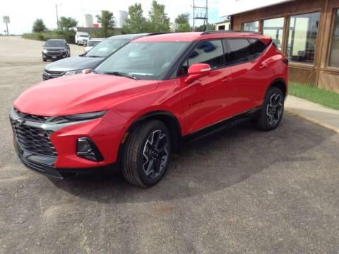 2020 Chevrolet Blazer for sale at Melton Chevrolet in Belleville KS