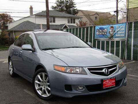 2008 Acura TSX for sale at The Auto Network in Lodi NJ
