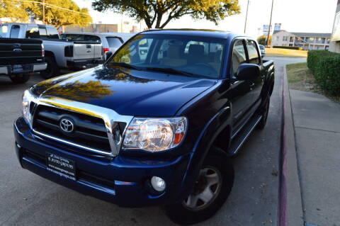 2005 Toyota Tacoma for sale at E-Auto Groups in Dallas TX