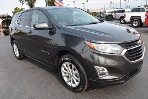 2020 Chevrolet Equinox for sale at DIAMOND VALLEY HONDA in Hemet CA