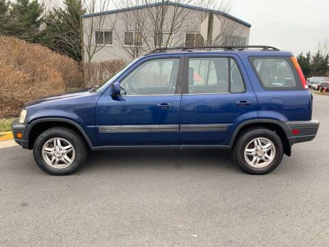 1999 Honda CR-V for sale at Dreams Auto Group LLC in Sterling VA