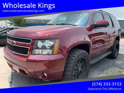 2007 Chevrolet Tahoe for sale at Wholesale Kings in Elkhart IN