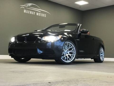 2013 BMW M3 for sale at Unix Auto Trade in Sleepy Hollow IL