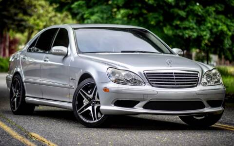 2006 Mercedes-Benz S-Class for sale at MS Motors in Portland OR