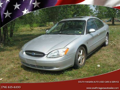 2001 Ford Taurus for sale at South Niagara Auto Used Cars & Service in Lockport NY