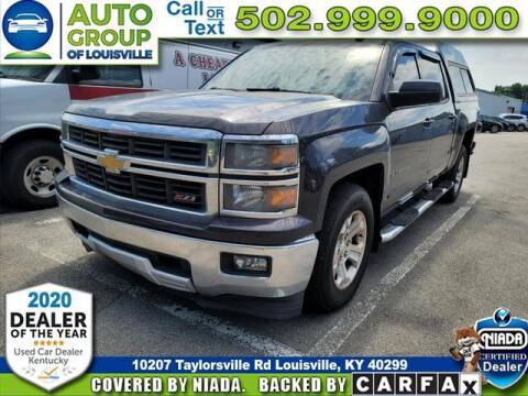2015 Chevrolet Silverado 1500 for sale at Auto Group of Louisville in Louisville KY