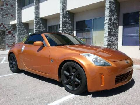2004 Nissan 350Z for sale at Nevada Credit Save in Las Vegas NV