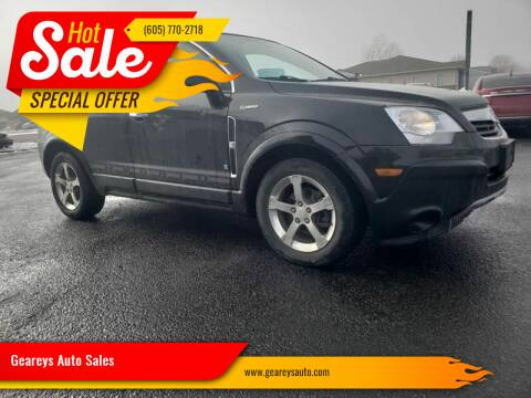 2009 Saturn Vue for sale at Geareys Auto Sales of Sioux Falls, LLC in Sioux Falls SD