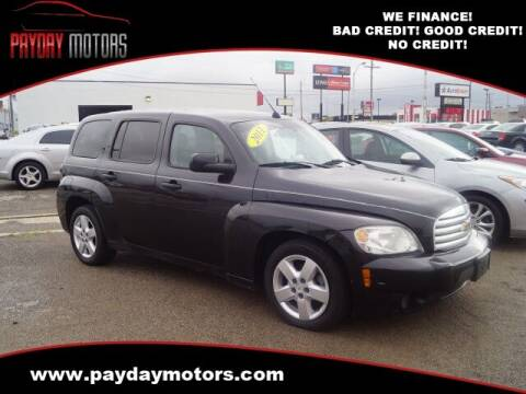 2011 Chevrolet HHR for sale at Payday Motors in Wichita And Topeka KS