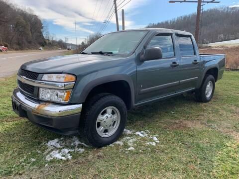 2007 Chevrolet Colorado for sale at ABINGDON AUTOMART LLC in Abingdon VA