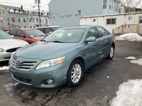 2010 Toyota Camry for sale at 21st Ave Auto Sale in Paterson NJ
