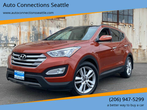 2015 Hyundai Santa Fe Sport for sale at Auto Connections Seattle in Seattle WA