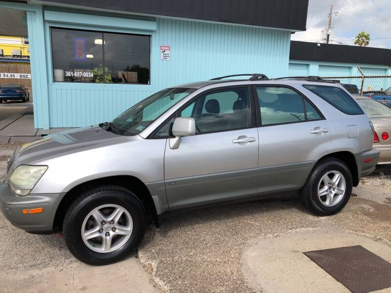 2001 Lexus RX 300 for sale at Max Motors in Corpus Christi TX