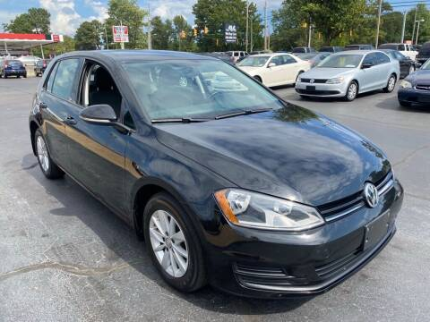 2016 Volkswagen Golf for sale at JV Motors NC 2 in Raleigh NC